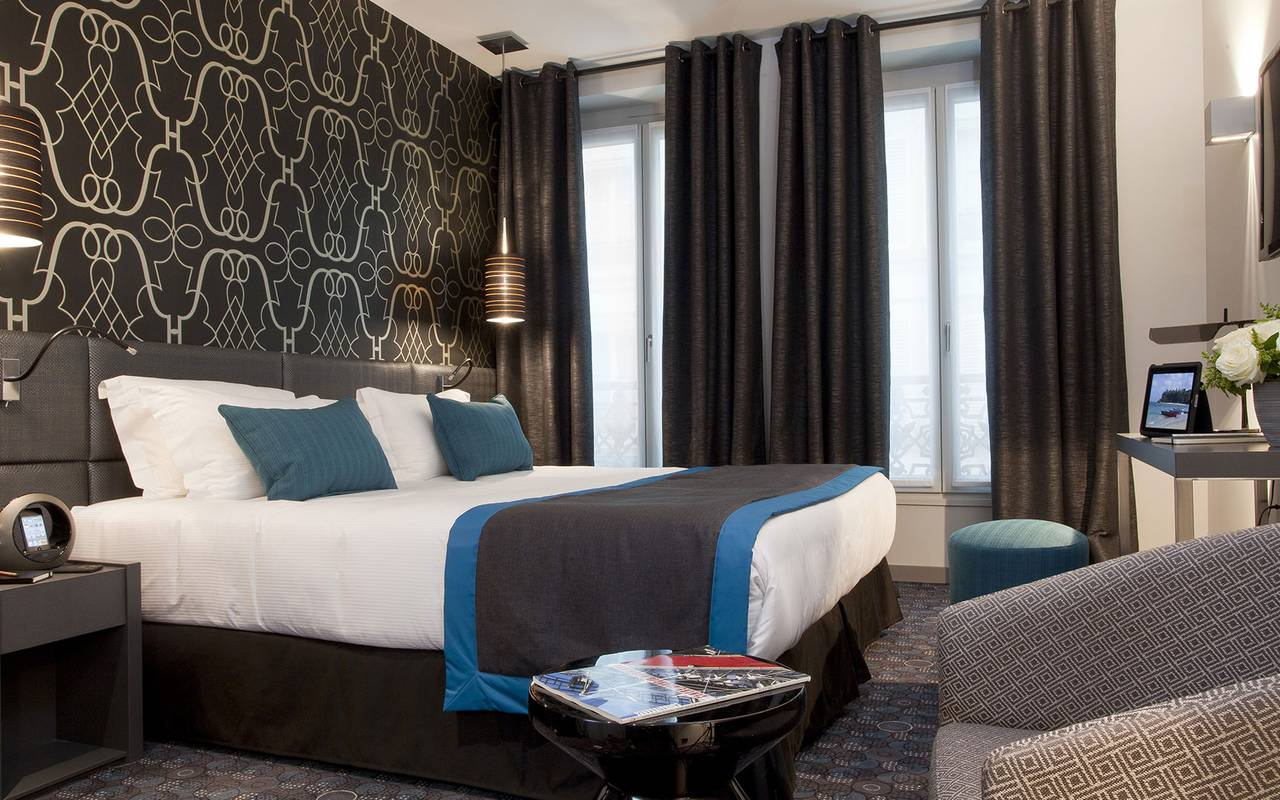 Double room Boutique Hotel Paris