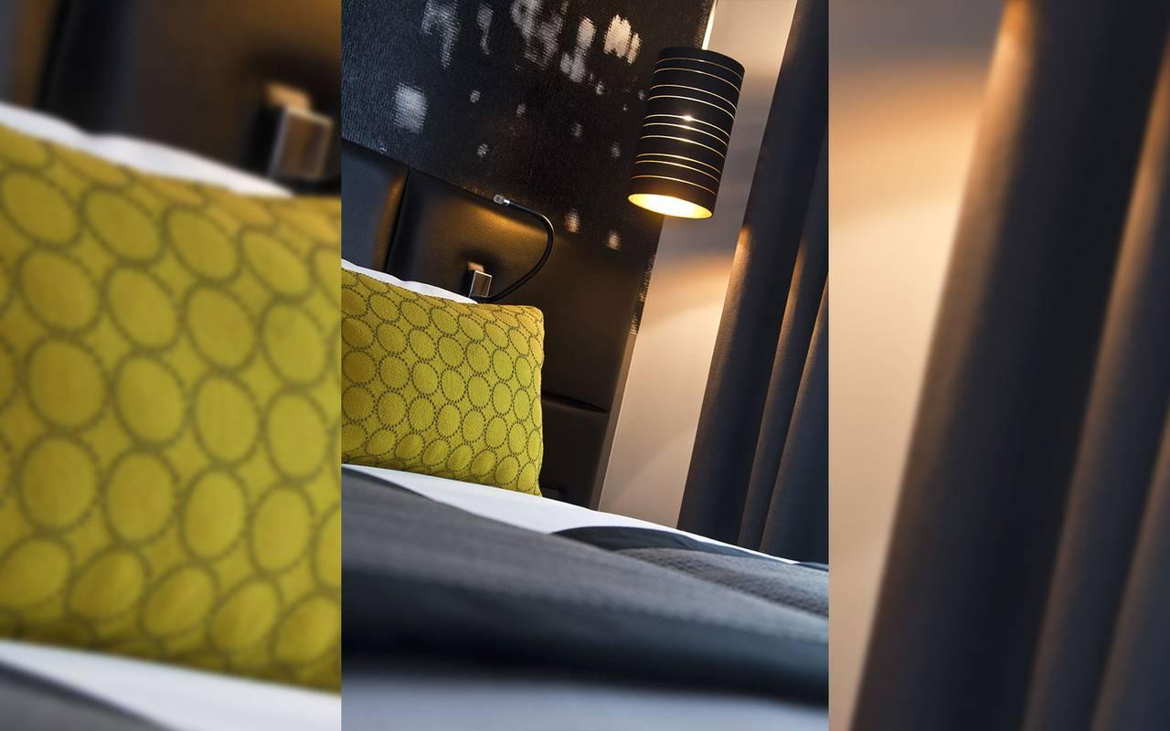 Luxurious double room Hotel Paris Saint Lazare