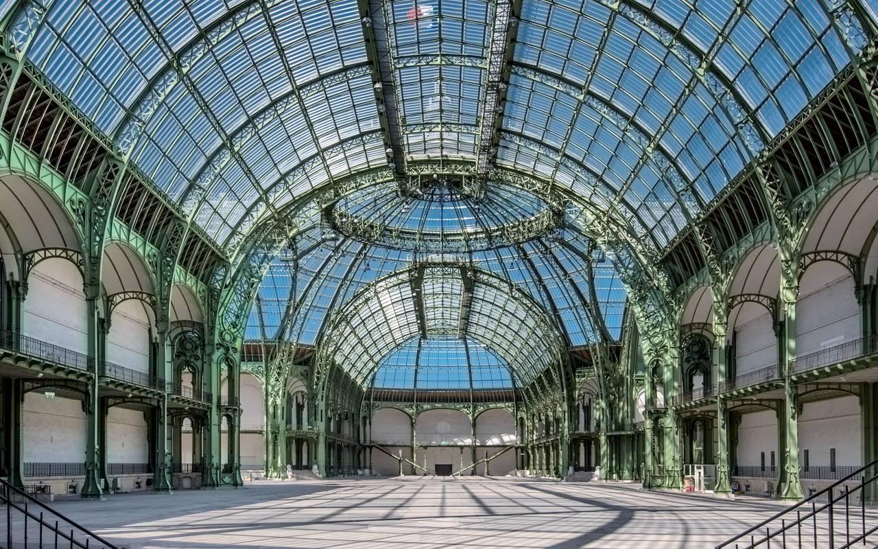 Monumenta show Hotel Paris Opera