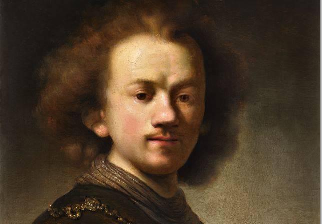 Rembrandt show Hotel Paris Opera