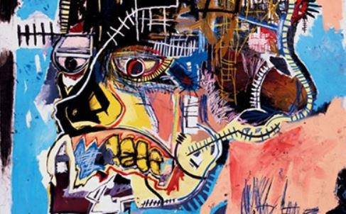 Basquiat show Hotel Paris Opera