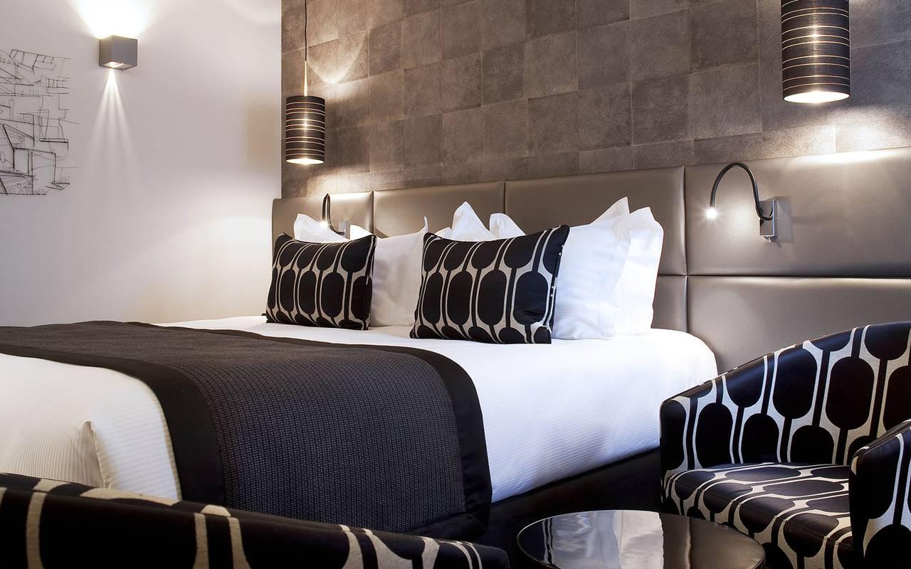Chambre 4 personnes paris suite le grey hotel - Chambre 4 personnes paris ...