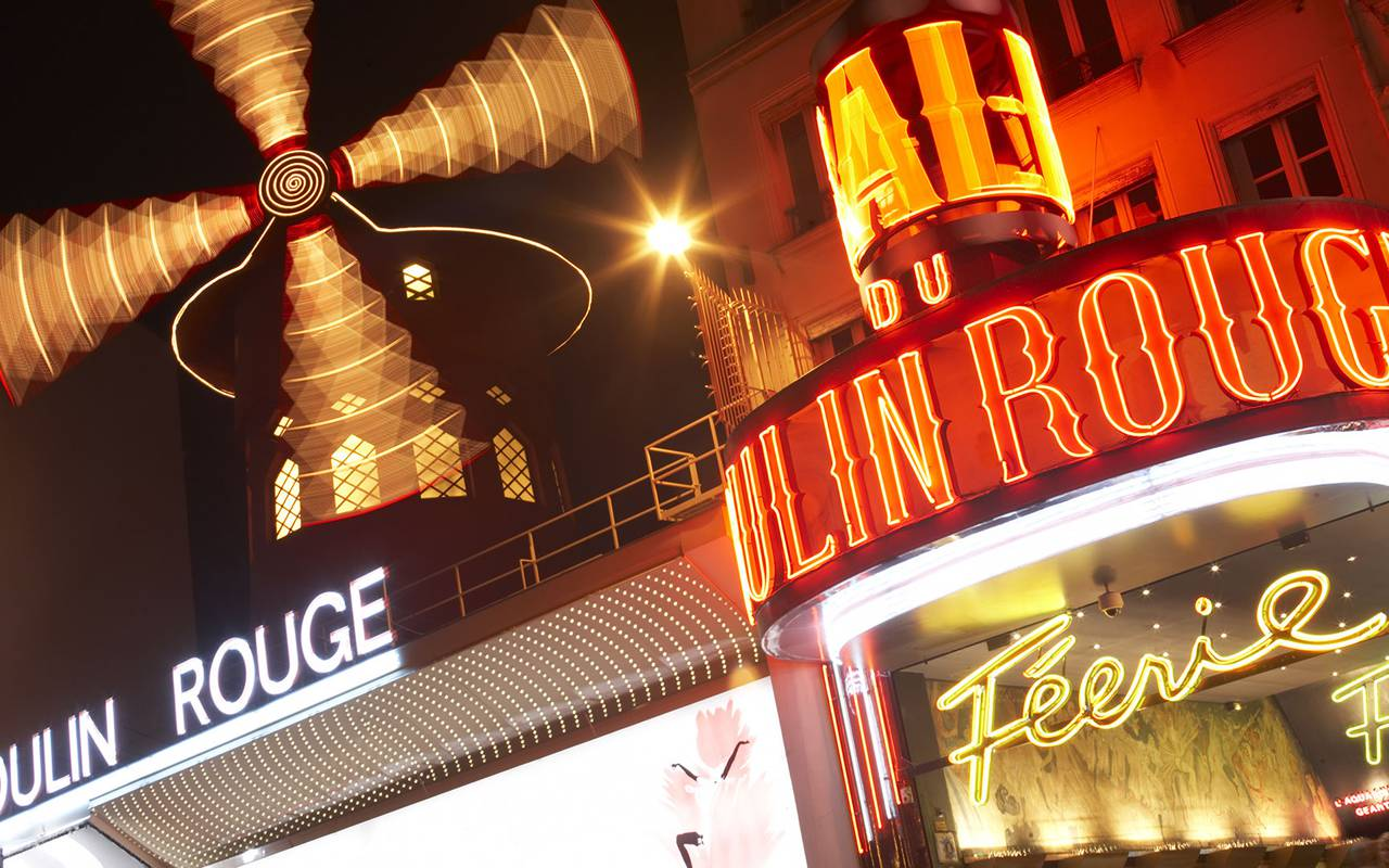 Moulin rouge Hotel Luxe Paris