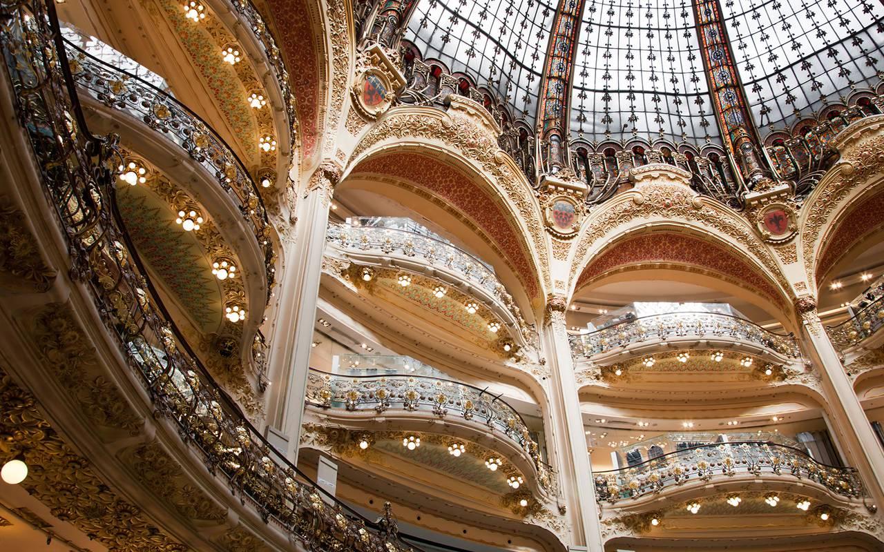 Théâtre luxueux Hotel Luxe Paris