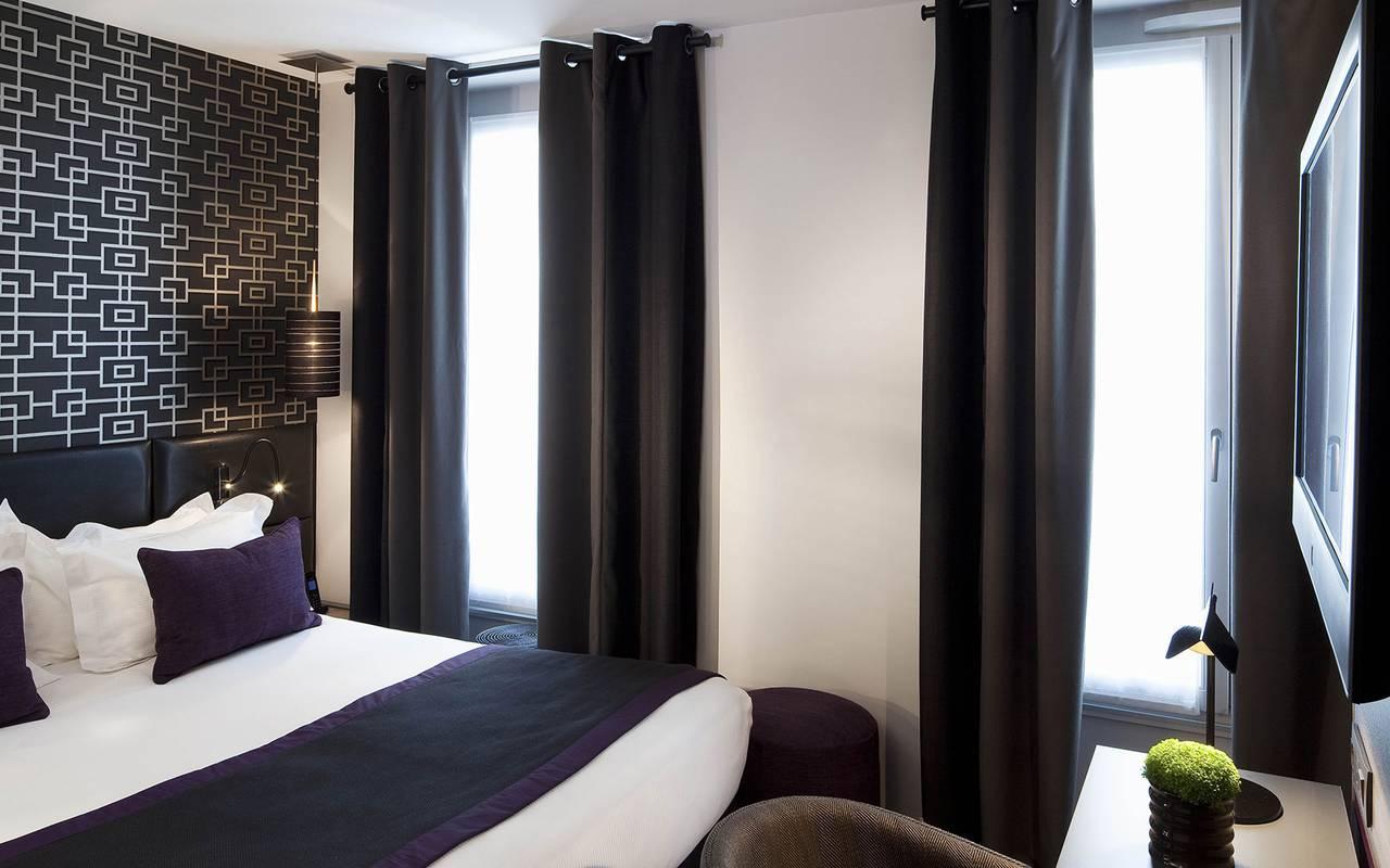Chambre double Hotel Paris 9ème arrondissement