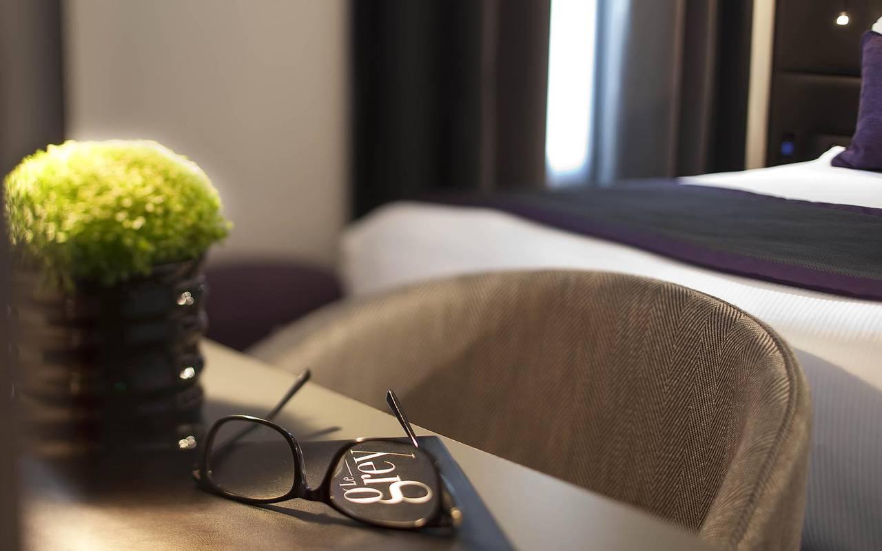 Lunettes de vue Hotel Luxe Paris