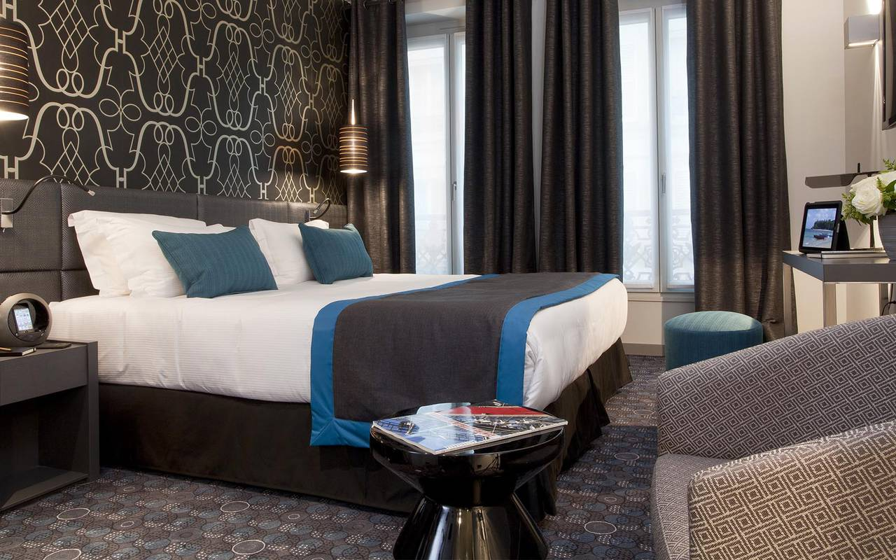Chambre executive Hotel Luxe Paris