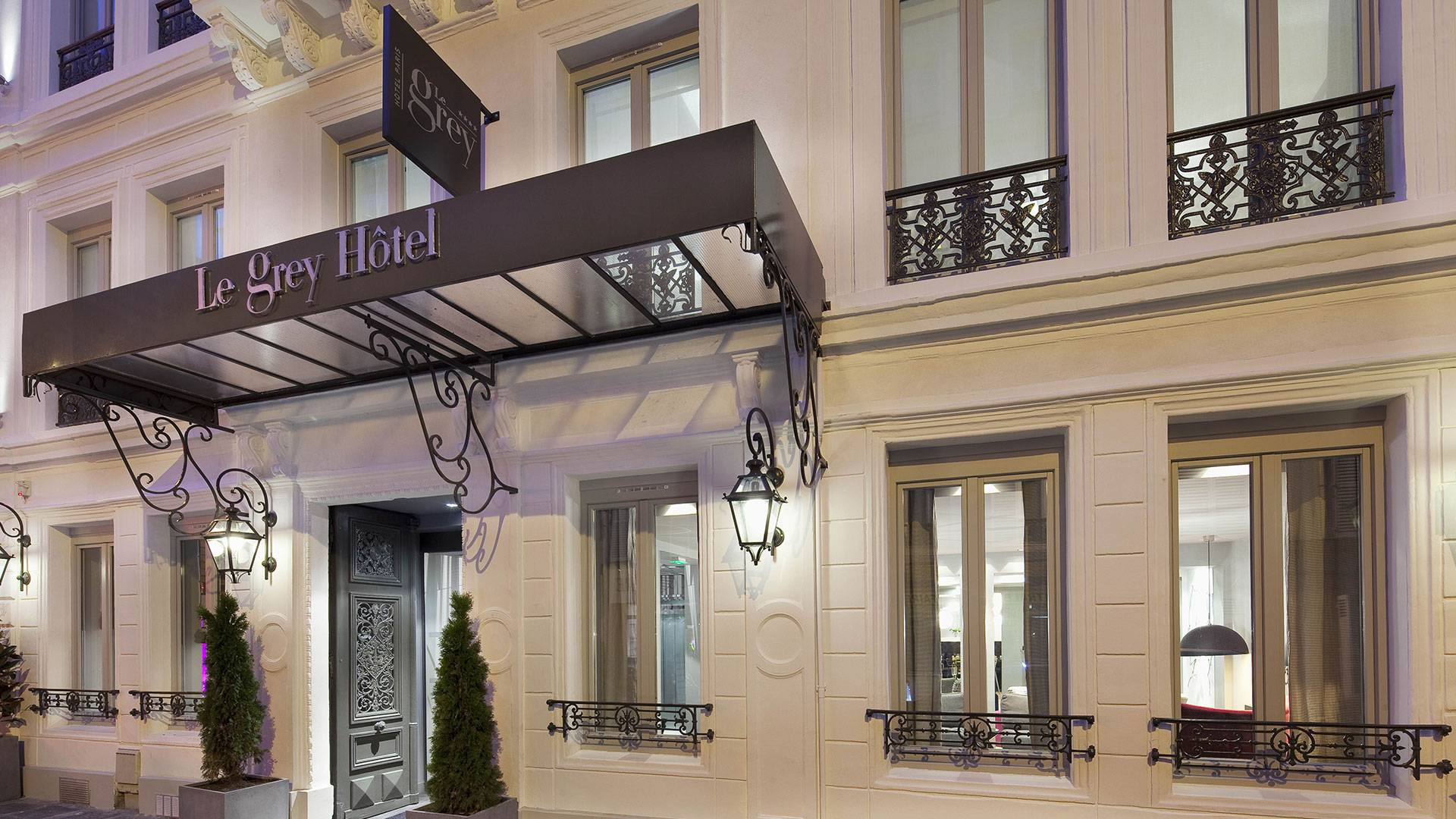 Boutique hotel paris 4 etoiles le grey hotel